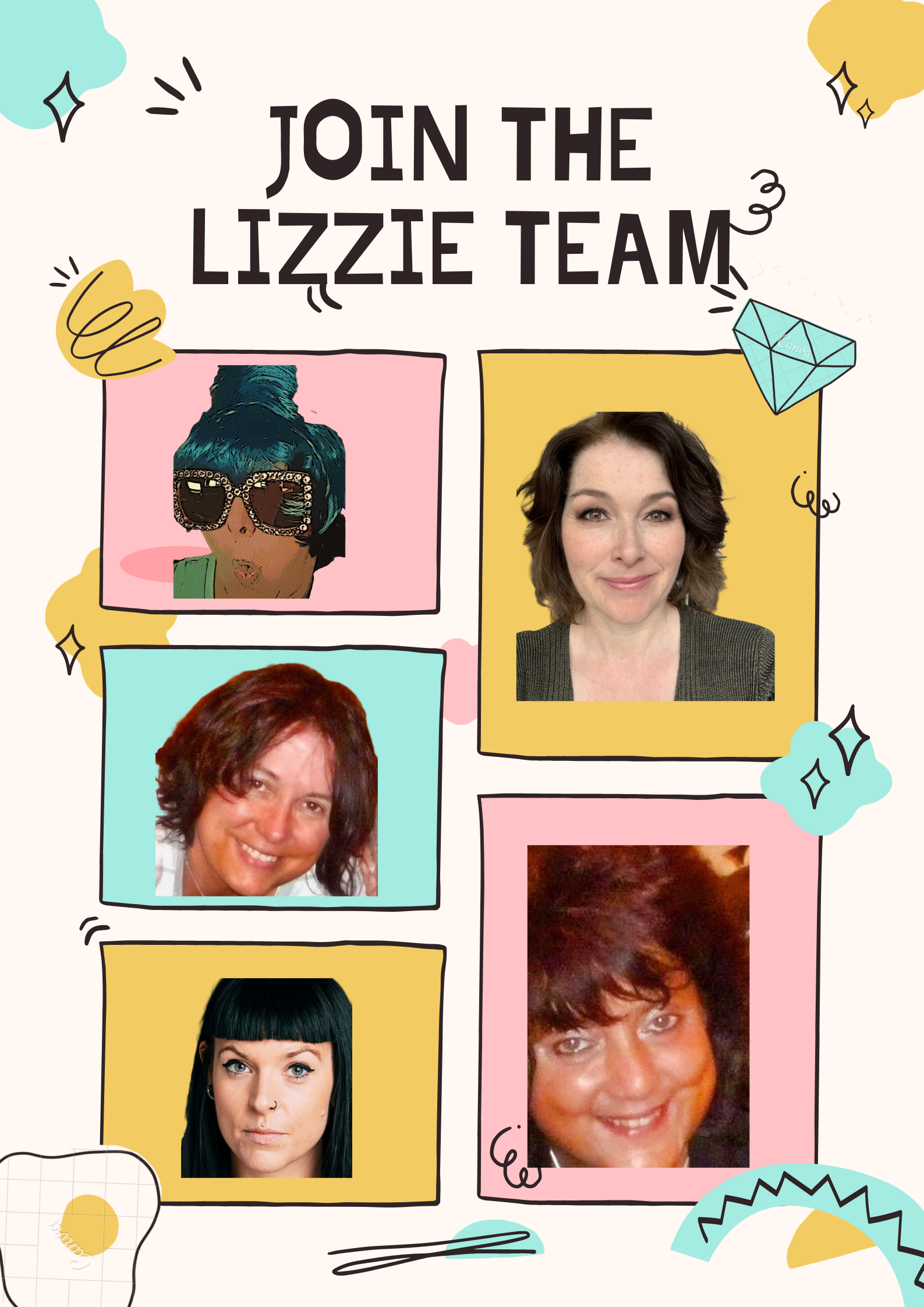 who the hell is lizzie